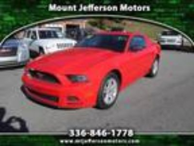 2014 Ford Mustang Red, 19K miles