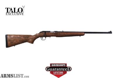 For Sale: Ruger American Rimfire Rifle - American Farmer - 22LR - New In Box - Ruger:8342