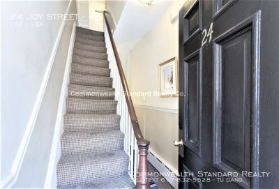 Available 7/1 - 1BED/1BATH IN BEACON HILL!!- CLOSE TO PUBLIC TRANSPORTATION