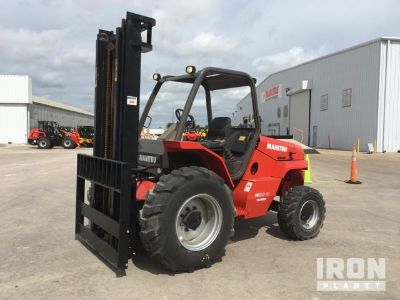 2014 (unverified) Manitou M30-4 Rough Terrain Forklift