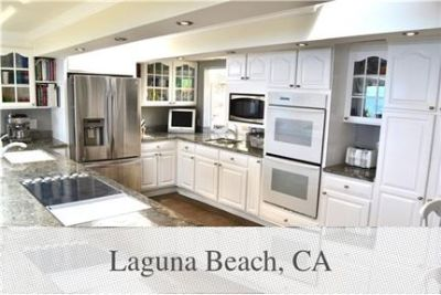 Bright Laguna Beach, 4 bedroom, 3.50 bath for rent. Parking Available!
