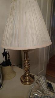 Lamps, Pair