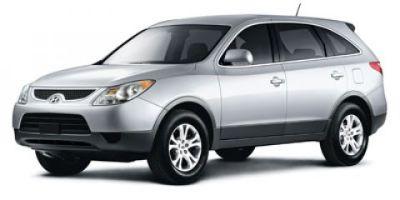 2010 Hyundai Veracruz Limited (Ultra Silver)