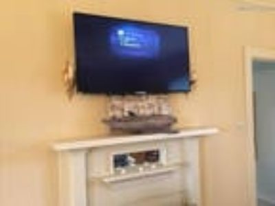 Spacious 2 BR, 1 BA. Washer/Dryer Hookups!