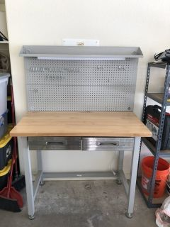 Work Bench solid