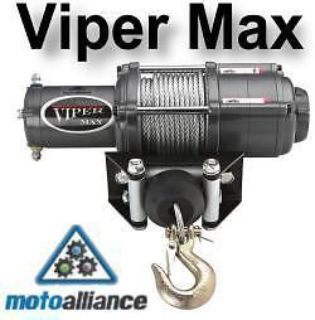 Sell VIPER MAX 4000lb UTV Winch & Custom Mount for 2009-2014 Full-Size POLARIS RANGER motorcycle in Rogers, Minnesota, United States