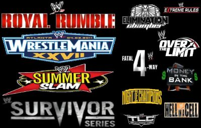 WWF/E/, NWA/WCW, ECW CHOOSE YOUR PAY PER VIEW (FULL PPV SHOWS)