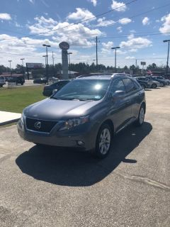 2012 Lexus RX 350 Base (GREY)