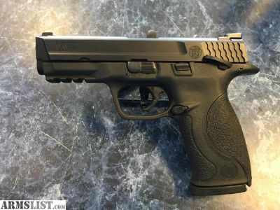 For Sale: Smith and Wesson M&P 40 with 2 mags and case!