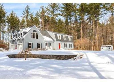 87 McLains Woods Groton, Lovely Four BR colonial located