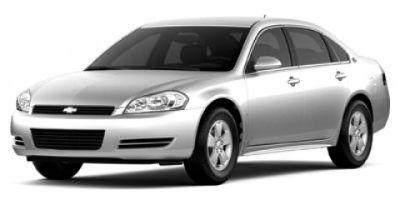 2009 Chevrolet Impala LT (Gold Mist Metallic)