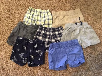 9 month shorts