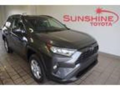 new 2019 Toyota RAV4 for sale.