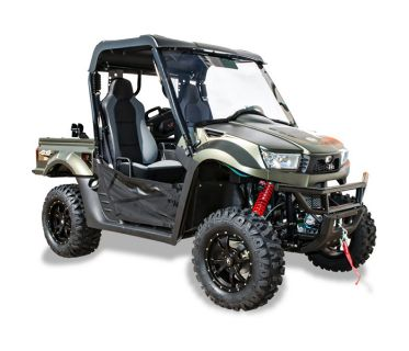 2018 Kymco UXV 700i LE Hunter Side x Side Utility Vehicles Sandpoint, ID