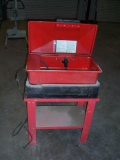 Portable 5 Gal. Parts Washer