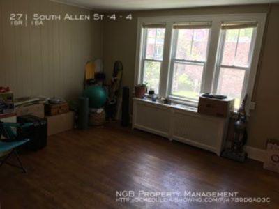 1 bedroom in Albany