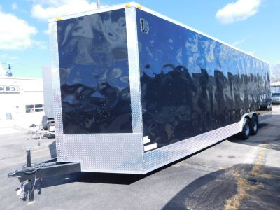 2018 Other 8X28 Enclosed Tandem Axle Trailer - Cargo Trailers Loveland, CO