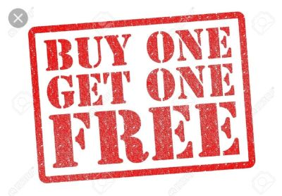 BOGO Free ALL clothes on my page!