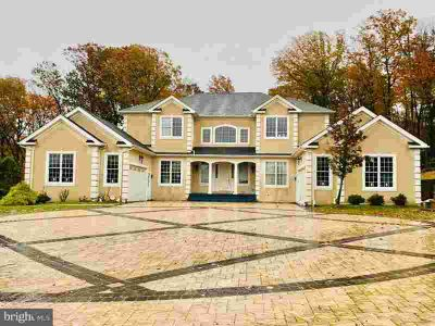 1007 Springdale Rd Cherry Hill Five BR, Custom executive home on