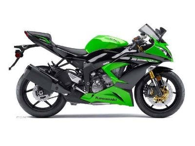 2013 Kawasaki Ninja ZX -6R ABS SuperSport Motorcycles Wilkes Barre, PA