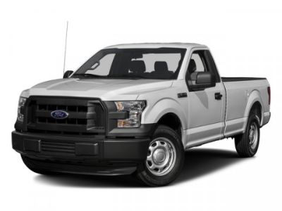 2016 Ford F-150 XL (Race Red)