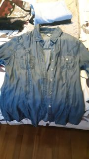 Jeans guess shirt