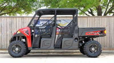 2018 Polaris Ranger Crew XP 1000 EPS Side x Side Utility Vehicles Katy, TX