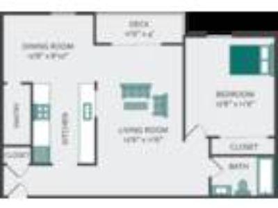 Crown Pointe Apartments - D 1b/1b
