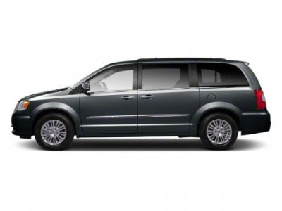 2012 Chrysler Town & Country Touring-L (Dark Charcoal Pearl)