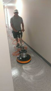Choose K&k Cleaning for Commercial Floor Cleaning