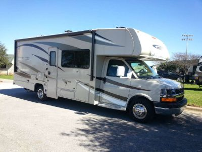 2017 Coachmen Leprechaun 260DS (Chevy)