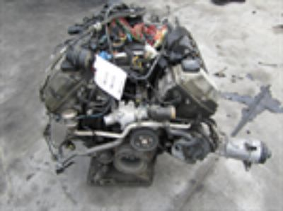 Parts For Sale: 99-03 BMW 740i 740iL ENGINE COMLPETE