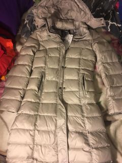 Small nwt winter coat past your knees length