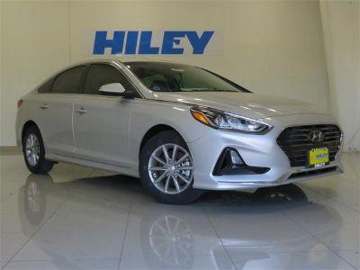 2018 Hyundai Sonata SE (Silver)