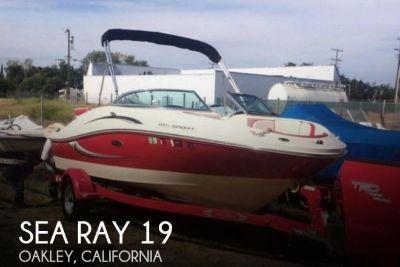 2010 Sea Ray 19