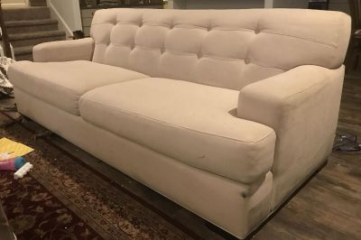 Free Ashley Furniture couch and loveseat