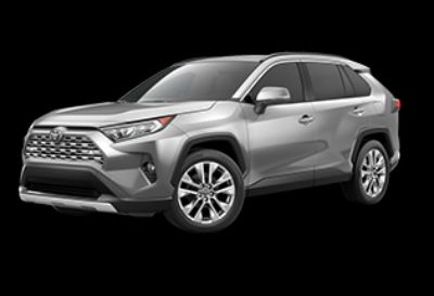 2019 Toyota RAV4 Limited (Silver Sky Metallic)
