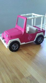 Our Generation Jeep Car