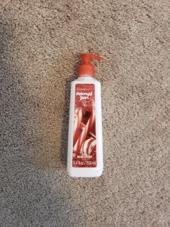 Peppermint swirl hand lotion new