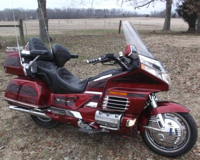 1999 Honda GOLD WING 1500 SE