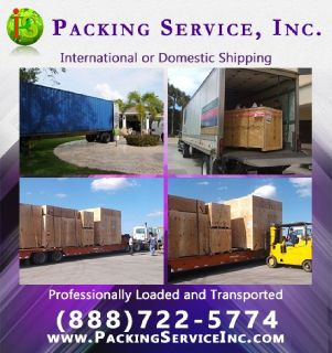 Hire The Best Shipping Company To Move And Pack Your Stuff