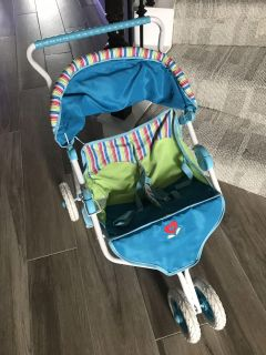 Bitty Baby Double Stroller