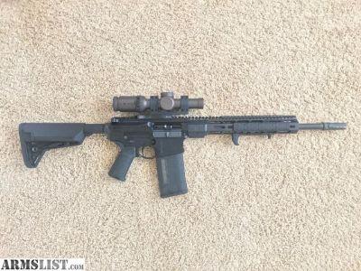 For Sale: MEGA AR10 Build, 308, 16 inch, Vortex razor