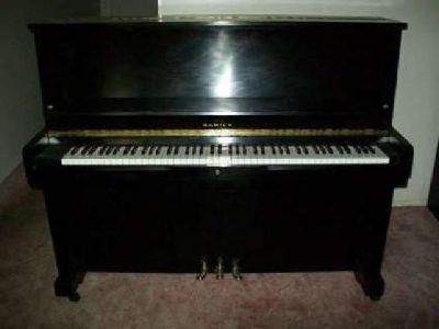 Gorgeous Samick Upright Piano