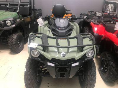 2018 Can-Am Outlander MAX DPS 570 Utility ATVs Corona, CA