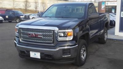 2014 GMC Sierra 1500 Base (Onyx Black)