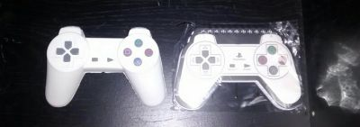 PlayStation Notepad and soft controller (not a real controller)