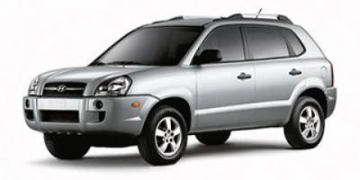 2007 Hyundai Tucson GL (Nautical Blue)