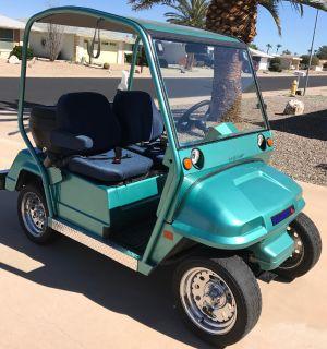 Golf Cart 2004 Par Car NEV