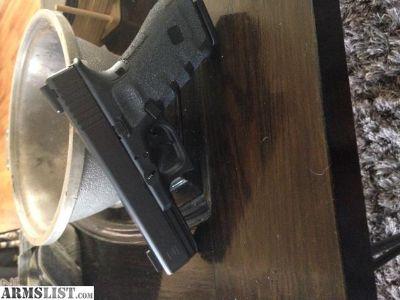 For Sale/Trade: Glock 17 Gen 4 w/NS